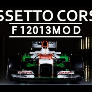 Silverstone Qualifying P7 | Assetto Corsa | F1 2013 MOD