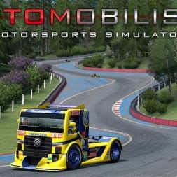 Blödsinn auf Buskerud #01 - Formula Truck - Automobilista Beta (1.5.0b) - Mini Let's Play