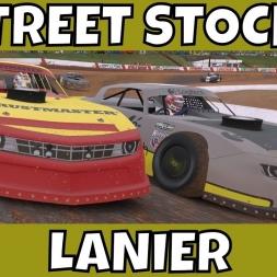 Dirt Car Racing Street Stocks at Lanier - My first race at Lanier