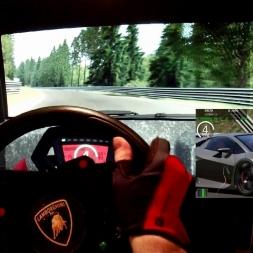 AC - Nordschleife - Lamborghini Sesto Elemento- online track day