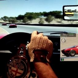 AC - Laguna Seca - Alfa Romeo 33 Stradale - 98% AI race