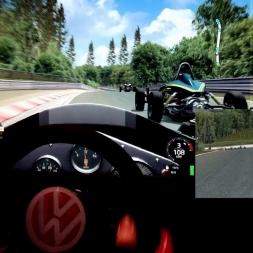 AMS - Nordschleife - Formula Vee - 120% AI race (2 lap)