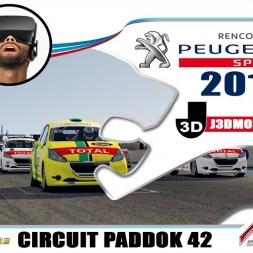 CHAMPIONNAT 208 RC 2018 : PADDOCK 42