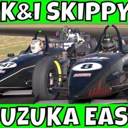 UK&I Skip Barber at Suzuka East S1 2018