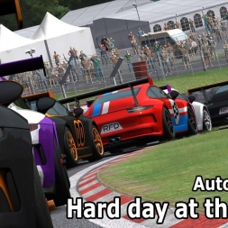 Automobilista online: A hard day at the office! (Boxers @ Brands Hatch)