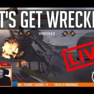 Let's Get WRECKED! - Wreckfest multiplayer