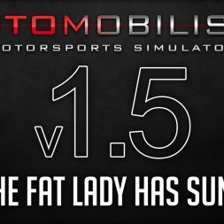 Automobilista v1.5 - IT'S ALL OVER
