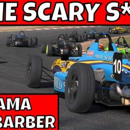 "iRacing Skip Barber at Okayama - ""This is some scary S***"""