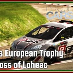 Pcars 2 - RX Lites European Trophy - Rallycross of Loheac - Q1