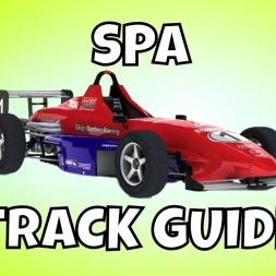 iRacing Skip Barber Track Guide - Circuit de Spa-Francorchamps