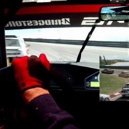 R3E - Zandvoort - Mercedes 190E DTM 1992 - 110% AI race