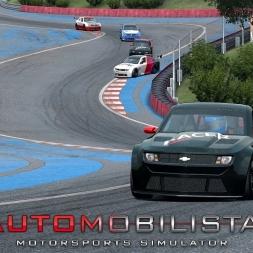 Blödsinn auf Buskerud #04 - ARC Camaro - Automobilista (1.15.0r) - Mini Let's Play