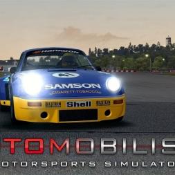 Trackday auf der Langschleife im Porsche 911 RSR - Automobilista (1.5.0r) - Mini Let's Play