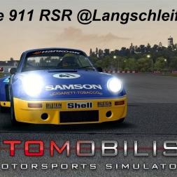 Porsche 911 RSR @Mendig Flugplatz Langschleife - TV Cam - Automobilista 1