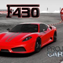 Project Cars 2 * Ferrari 430 Scuderia [mod download]