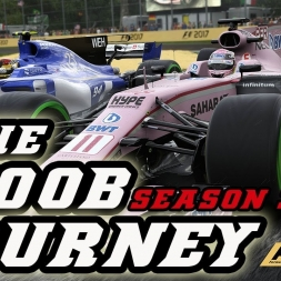 SIDE BY SIDE ACTION ALL THE WAY! - NOOB JOURNEY SEASON 3 -  ROUND 7