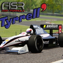 Assetto Corsa * ASR TYRRELL 020 [beta v0.1 + download]