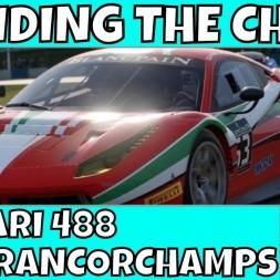 Avoiding the Chaos - Project Cars 2 GT3 Ferrari 488 at Spa