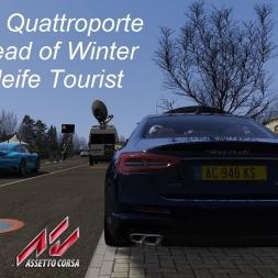 Maserati Quattroporte GTS in the Dead of Winter - Assetto Corsa - Mini Let's Play - BP 3 #05
