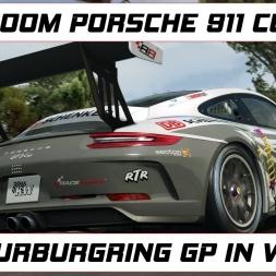 RaceRoom / Porsche 911 GT3 Cup / Oculus Rift