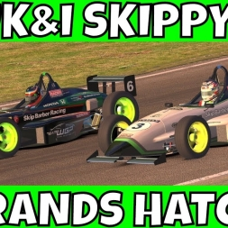 UK&I iRacing Skip Barber at Brands Hatch Indy S1 2018