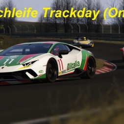 Trackday in Winter - Lamborghini Huracán Performante @Nordschleife (Onboard) - Assetto Corsa