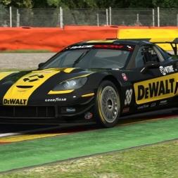 RaceRoom Competition + Setup   CORVETTE Z06.R GT3 @ Spa 2:15:2xx