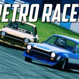 FORD ESCORT RS1600 VINTAGE RACER - Sim Racing System Season start - Assetto Corsa VR