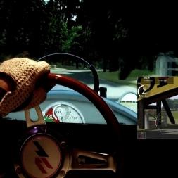 AC - Donington Park 1938 - Auto Union type C F1 1937 - 100% AI race