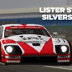 Lister Storm / Silverstone / Assetto Corsa / Cockpit + Replay