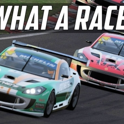 MY MOST INTENSE RACE - Sim Racing System Gamer Muscle's Ginetta Cup Series - Assetto Corsa