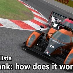 Automobilista race rank: how does it work?