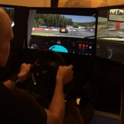 iRacing - GT3 - @ Spa -