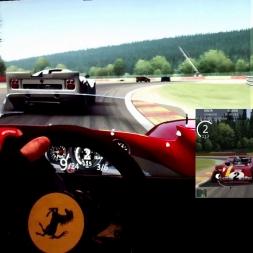 AC - Spa - AC Legends Ferrari 312PB - 98% AI race