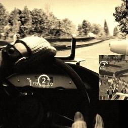 AC - Nordschleife 75 - F1 1937 Maserati 6CM - track day