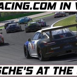 iRacing.com / Oculus Rift / Porsche Cup Car / Watkins Glen