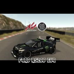 Ford RS200 Evo @ Zandvoort - #SPSimRacer