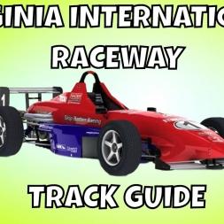 iRacing Skip Barber Track Guide - Virginia International Raceway