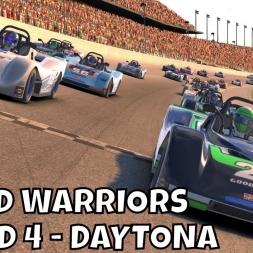 Weekend Warriors Round 4 - iRacing at Daytona