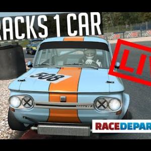 NSU TT @ Trio of Tracks - Raceroom LIVE with RaceDepartment