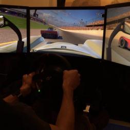 iRacing - Spec Racer Ford - @ Daytona -