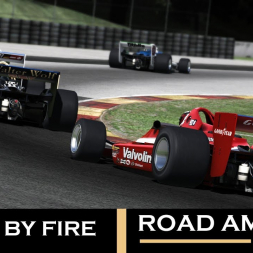 """iRacing: Trial by Fire"" (Lotus 79 at Road America)"