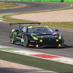 iRacing Time Attack | Ferrari 488 GTE @ Monza