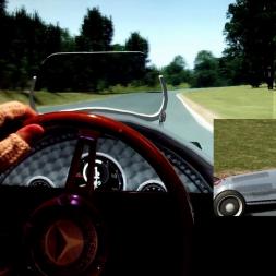 AC - Nordschleife 65 - F1 1937 Mercedes Benz W125 - Track day