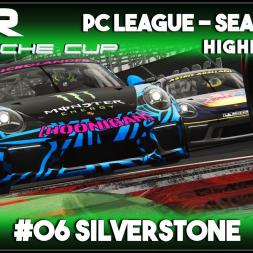 Assetto Corsa | AOR Porsche Cup: Race 11 & 12 - Silverstone (Highlights)