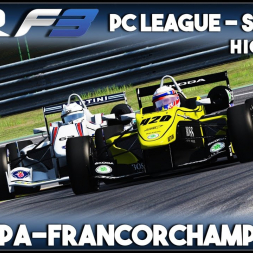 Assetto Corsa | AOR F3 PC League: Round 5 - Spa (Highlights)