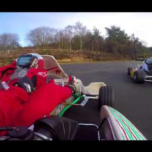 Camberley Kart Club - January Practice 2 -  (06/01/18)