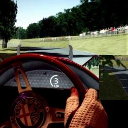 AC - Nordschleife 65 - F1 1937 Alfa Romeo 12C 36 - Track day