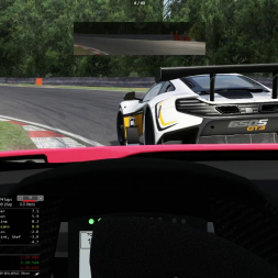 I'm putting pressure on the McLaren! | Assetto Corsa