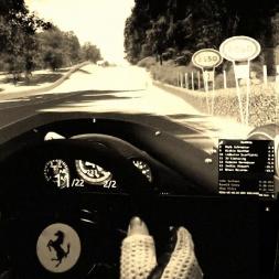 AC - Nordschleife 65 - F1 1967 Ferrari 312 - 2 laps 100% AI race - TV old
